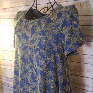 LuLaRoe Dresses - LuLaRoe Carly XXS dress